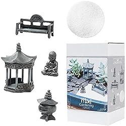 Mini Garten Set Japangarten