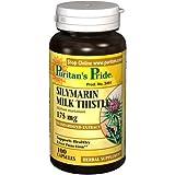 Silymarin Milk Thistle 175 mg 100 Capsules
