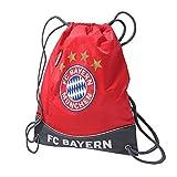 Sportbeutel FC Bayern rot
