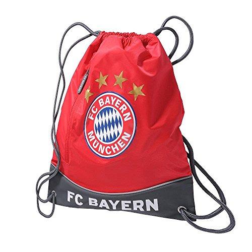 FC Bayern München Sportbeutel, rot