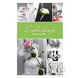 Einladungskarte Hochzeitsimpressionen