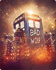 Doctor Who - Series 1 (Amazon Exclusive) [Blu-ray Steelbook] [2017]