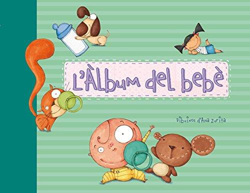 Aquest meravellós álbum és ideal per guardar els records del teu nadó i veure com ha crescut i canviat al llarg del seu primer any de vida.
