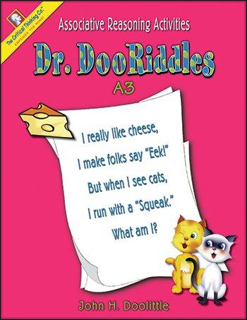 Dr. DooRiddles, Book A3: Associated Reasoning Activities por John H. Doolittle