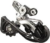 Shimano Deore XT RD-M781 Shadow Schaltwerk 10-fach Direktmontage silber Ausführung mittellanger Käfig, 11-36 Zähne 2016 Mountainbike
