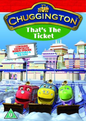Chuggington   That's the Ticket [Reino Unido] [DVD]
