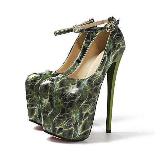 verde Sandali Fereshte No Donna 1282 19 Centimetri xPxqFgTwv