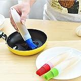 Silicone Liquid Oil Pen Baking Brushs Cake Butter Bread Pastry Brush Baking Tool BBQ Utensil Safety Basting Brush