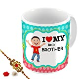 Best Little Brother - Aart Store I love My Little Brother Rakhi Review