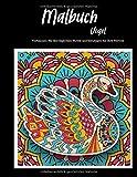 Malbuch : Vogel: Ein Malbuch für Erwachsene mit, lustigen, einfachen und entspannenden Malseiten zum Ausmalen, stressfrei