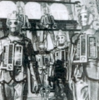 Dr Who-Tomb of the Cybermen