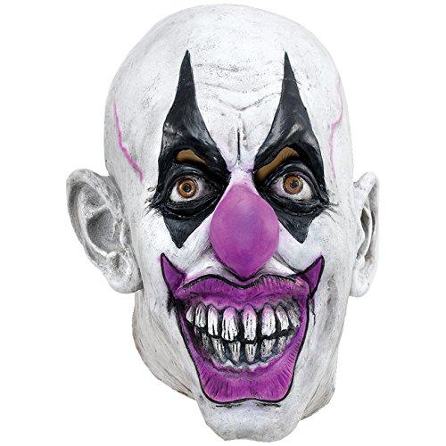 r Clown Clownsmaske Clownmaske Maske (Verrückte Clown Masken)