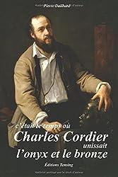 c'était le temps où Charles Cordier unissait l'onyx et le bronze