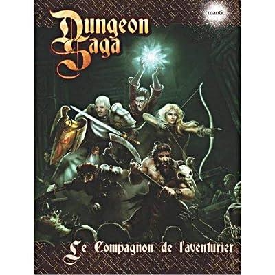 Mantic Dungeon Saga : Le Compagnon de l'Aventurier