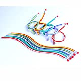 #6: COI SET 10 FLEXIBLE EASY BEND PENCILS WITH ERASERS-K0011_9