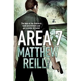 Area 7 (The Scarecrow Series Book 2)