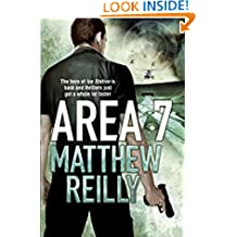 Area 7 (The Scarecrow Series Book 2)