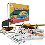 #4: SCIFIKIDS - TRANSPORTAR Augmented RealityEducational Kit (Multi) -iOS & Android -