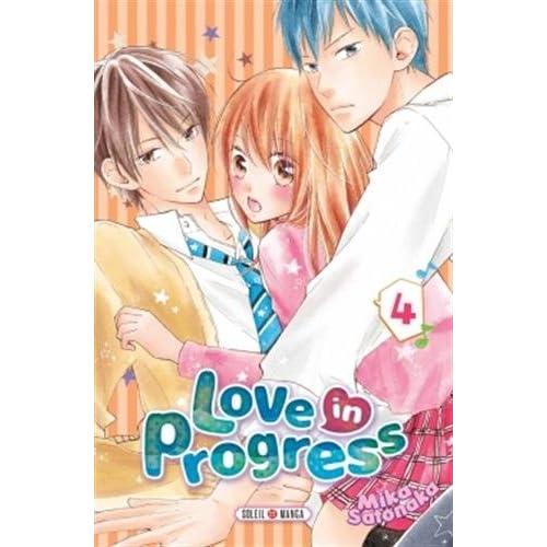 Love in progress T04