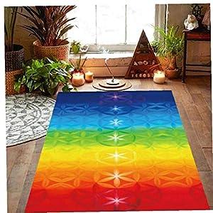 NiceButy Rainbow 7 Chakra Mandala