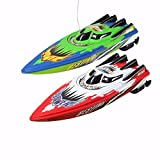 Best Green Toys Remote Control Boats - Red Green Plastic Durable Remote Control Twin Motor Review