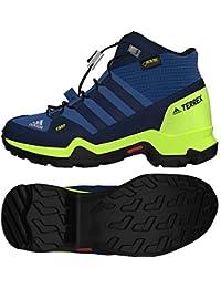 low priced beb51 ae52d adidas Terrex Mid GTX K, Stivali da Escursionismo Alti Unisex – Bambini