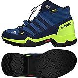 adidas Unisex-Kinder Cm7710 Trekking-& Wanderstiefel, Blau (Azretr/Maruni/Limsol 000), 36 EU