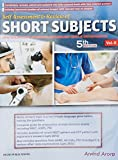 self assessment and review of short subject vol-2, 2017 5 th edition opthalmology, otorhinolaryngology (ENT) & Orthopaedics