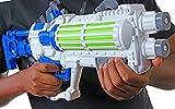 XL Wasser-Gewehr Pistole 57cm Spritz-Waffe Kinder-Spielzeug Gelb Grün Wasser-Spritze...