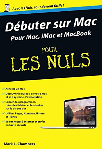 Débuter sur Mac Poche Pour les Nuls por Mark L. CHAMBERS