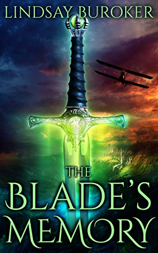 The Blade's Memory: Dragon Blood, Book 5 (English Edition)