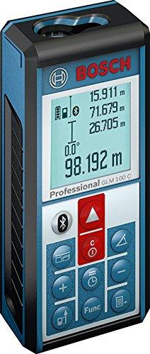 Preisvergleich Produktbild Entfernungsmesser GLM 100 C Bosch
