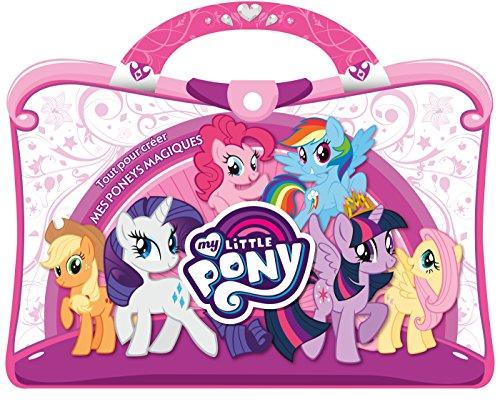 My Little Pony - Mon carnet cratif sac