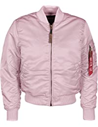 Alpha Industries MA-1 VF 59 Chaqueta bomber silver pink