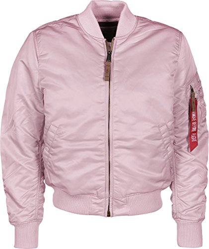 Alpha Industries MA-1 VF 59 Jacke Helles Pink M