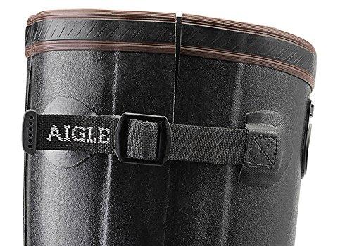 Aigle  Parcours 2® Iso Gummistiefel, Bottes en caoutchouc avec doublure chaude mixte adulte - Grün (Bronze 7)