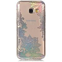 Everainy Samsung Galaxy A3 2017 Hülle Silikon Transparent Bumper Durchsichtig Ultra Dünn Cover Case Hüllen Laser... preisvergleich bei billige-tabletten.eu
