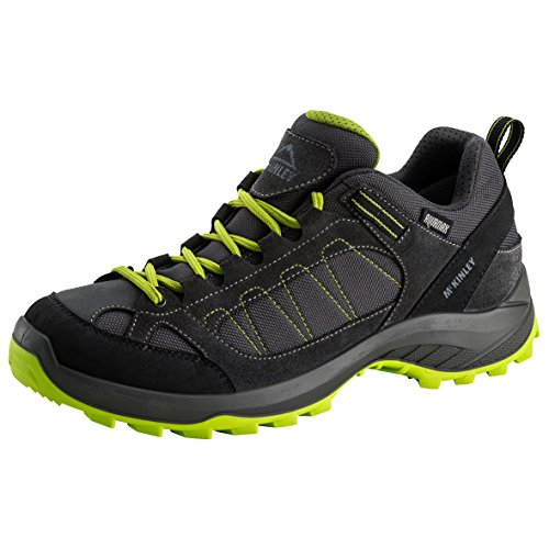 McKinley Multi de chaussures Travel Comfort Aqx M grey dark/green lime