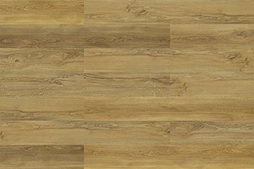 Cortex Kork Parkett Eiche europäisch | Veranatura Klick Parkettboden Eiche ✓Kork statt Vinyl ✓Schalldämmung ✓Klick Montage ✓robust | Inhalt 1,806m² = 10 Parkett Dielen á 1220x185x10,5mm
