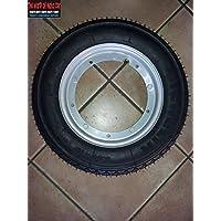 RUOTA COMPLETA 3.50-10 51J DUNLOP MAXI-LIFE LML star 125//150-151-200cc