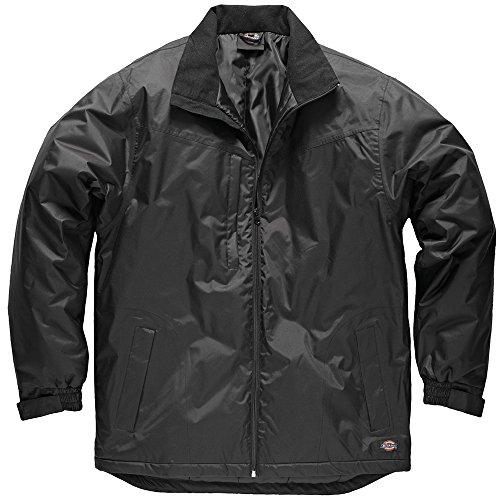 Dickies Fulton Jacke schwarz BK 4XL, JW7006