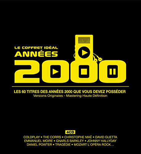 Le Coffret Ideal Annees 2000