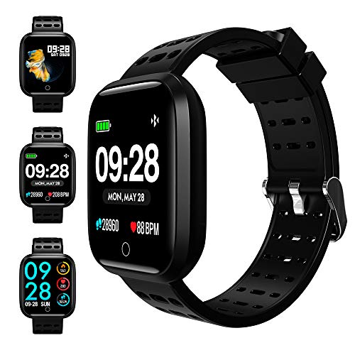Zoom IMG-1 fitness tracker kungix smartwatch android