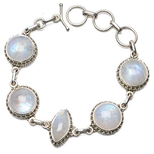 stargems-tm-naturale-pietra-di-luna-arcobaleno-braccialetto-in-argento-sterling-925-6-1-2-7-1-2-