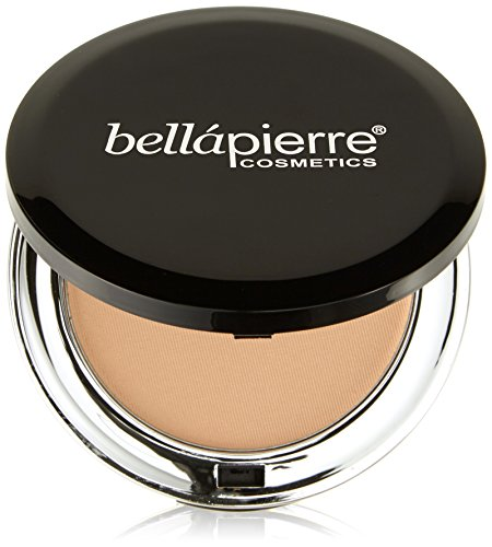 Bellapierre Cosmetics Fond de Teint Minérale Compacte Latte