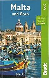 Malta and Gozo (Bradt Travel Guides Malta & Gozo) by Juliet Rix (2016-02-07)