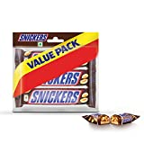 Snickers Chocolate Bar, 50g (Pack of 3)