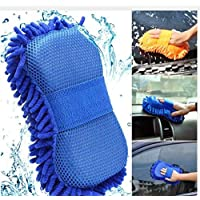Varni Enterprise High Performance Multipurpose Car Wash and Dry Cleaning Sponge