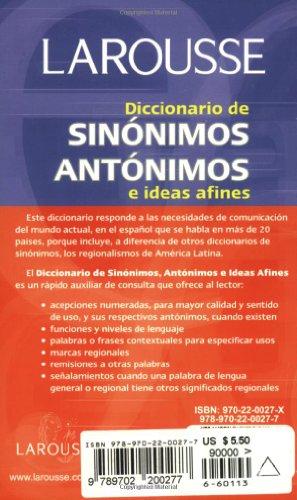 Diccionario De Ideas Afines Pdf