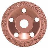 Bosch Hartmetalltopfscheibe 115x22.23mm grob, 1 Stk.